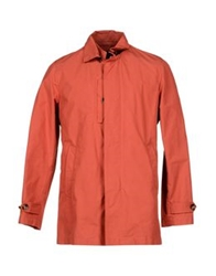 Montecore Jackets Brick Red