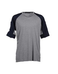 Kai Aakmann Topwear Short Sleeve T Shirts Men