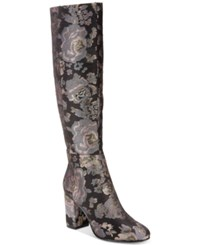 Kenneth Cole Reaction Women's Time To Step Boots Women's Shoes Black Multi