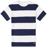 Denim By Vanquish And Fragment Broad Stripe Tee Multi