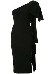 Alex Perry Wade Bow Detail Dress 60