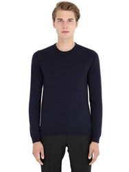Incotex Crew Neck Cashmere Sweater