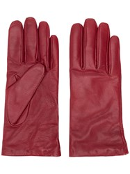 P.A.R.O.S.H. Classic Gloves Red