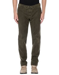 L.B.M. 1911 Trousers Casual Trousers Men Military Green