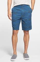 Men's Rodd And Gunn 'Anchor Bay' Print Shorts