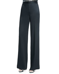 Jason Wu Wide Leg Trousers W Satin Back