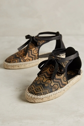 House Of Harlow Carolyne Espadrilles Black