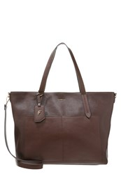 Fiorelli Dahlia Tote Bag Coffee Cas Dark Brown