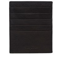 Rick Owens Card Holder Black