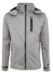 Your Turn Active Soft Shell Jacket Mottled Grey