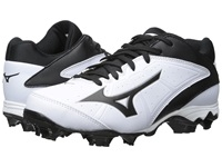 Mizuno 9 Spike Advanced Finch Elite 2 White Black Women's Cleated Shoes