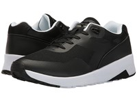 Diadora Evo Run Black Athletic Shoes