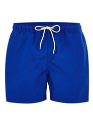 Selected Homme Blue Classic Swim Shorts