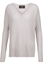 Line Judes Cashmere Sweater Light Gray