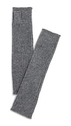 Hat Attack Cashmere Armwarmers Charcoal