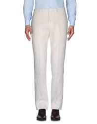Paul Smith Ps By Casual Pants Ivory