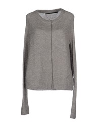 Just Female Cardigans Grey