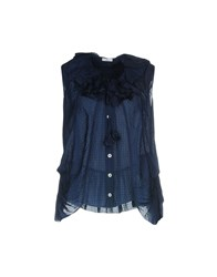 High Shirts Dark Blue