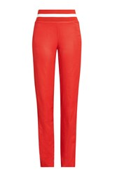 Maggie Marilyn Trail Blazer Track Pants Red