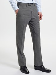 John Lewis Kin By End On End Slim Fit Suit Trousers Mid Grey