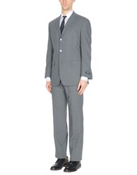 Brooks Brothers Suits Grey