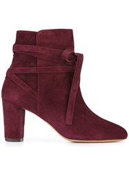 Tila March 'Missouri' Boots Red