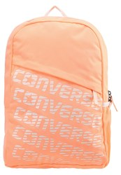 Converse Rucksack Sunset Glow Barely Orange Pink