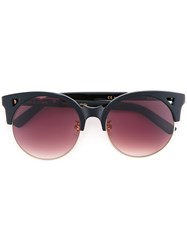 Pared Eyewear Up And At Sunglasses Women Plastic One Size Black