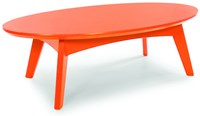 Loll Designs Satellite Oval Cocktail Table