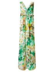 Ariella Kimberley Maxi Dress Multi Coloured