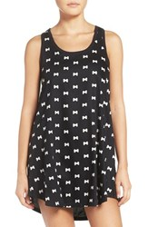Kate Spade Women's New York Print Cotton And Modal Chemise