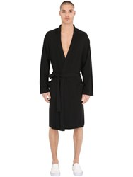 Calvin Klein Underwear Cotton Blend Jersey Robe
