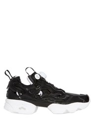 Reebok Classics Instapump Fury Vinyl And Nylon Sneakers