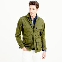 J.Crew Wallace And Barnes Lightweight Military Jacket