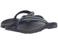 Chaco Flip Ecotread Chain Eclipse Men's Sandals Gray