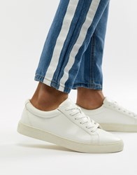 Kg By Kurt Geiger Trainers In White