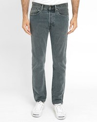 Levi's Alaska Grey 501 Ct Jeans Black