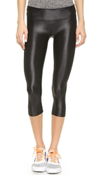 Koral Activewear Capri Leggings Black