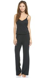 Splendid Long Jumpsuit Black