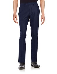 Sondergaard Patterned Dress Pants Blue