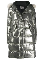 Peuterey Metallic Padded Coat 60