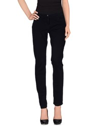 Napapijri Trousers Casual Trousers Women Dark Blue