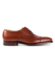 Crockett Jones Crockett And Jones 'Connaught' Oxfords Brown