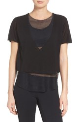 Koral Women's Double Layer Tee