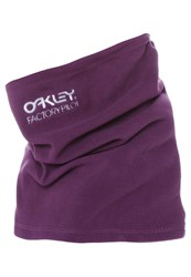 Oakley Factory Scarf Deep Plum Purple