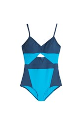 Flagpole Women S Joeleen Cut Out Swimsuit Boutique1 Ink Capri