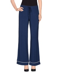 Wildfox Couture Wildfox Casual Pants Dark Blue