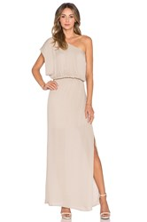 Rory Beca Maid By Yifat Oren Emma Gown Beige