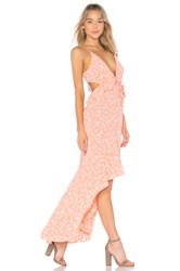 Blue Life Jolie Maxi Dress Coral