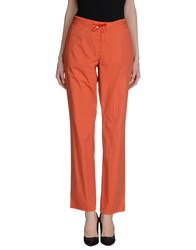 Tru Trussardi Trousers Casual Trousers Women Rust